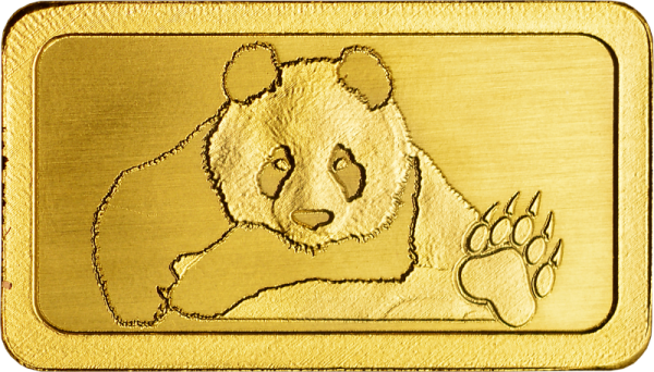"""Panda 2019"" Gold-Barren"